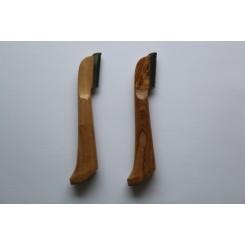 Trimmekniv 2 typer (venstre)