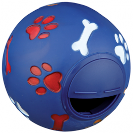 Aktivitetsbold i hård plast, mellem ø11 cm