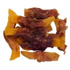 Sød kartoffel i kylling svøb 80 g