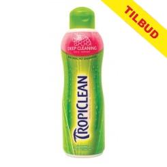 Tropiclean deep cleaning shampoo 592 ml