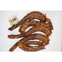 Tørret Kalkunhalse 500 gram
