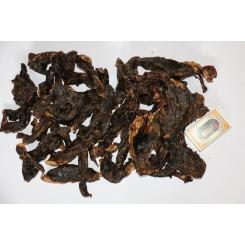 Tørret oksehjerte 500 gram