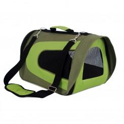 Bæretaske/transporttaske til hund, Grøn