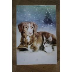 Julekalender til hunde