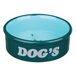 Keramik skål DOG, 1 liter