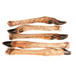 Rådyr underben med pels