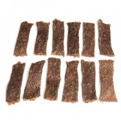 100% Andekød strips, 200 gram