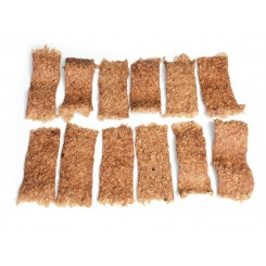 100% Kalkunkød strips, 200 gram