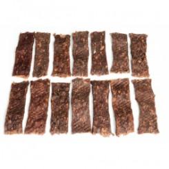 100% Kængurukød strips, 200 gram