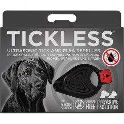 Tickless mod tæger