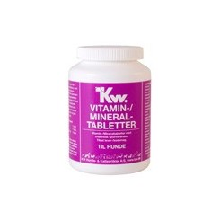 KW Vitaminer og mineraler