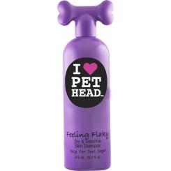 PET HEAD Feeling Flaky shampoo 475 ml (Skel)