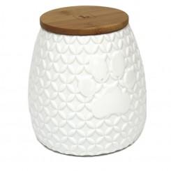 Kiksedåse i keramik