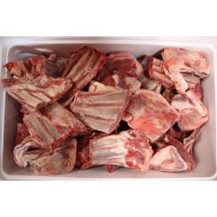 Øko Lamme og fåre ribben 10 kg