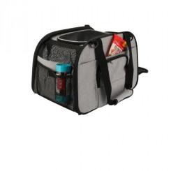 Bæretaske Indra grå
