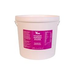 KW Vitamin/mineral pulver 4 kg