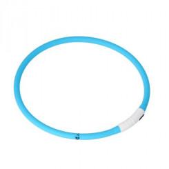 LED halsbånd blå