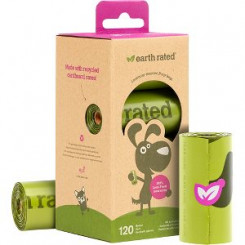 Eco-friendly poser, Lavendel, 8 ruller