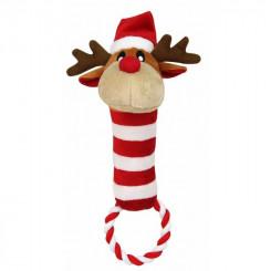Jule rensdyr med reb