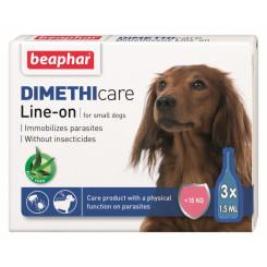 Beaphar Dimethicare Loppe og flåt LINE-ON, Small