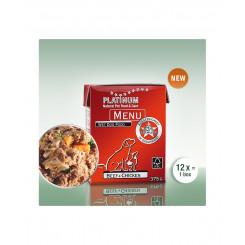 Platinum menu Okse og Kylling (vådfoder)