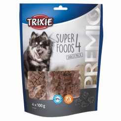4 Superfoods godbidder, 400 g