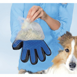 """Fælde handske """"Soft-Touch"""""""