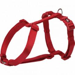 Premium H-sele, flere størrelser, Rød