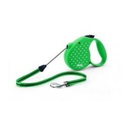 Flexi Grøn Dots