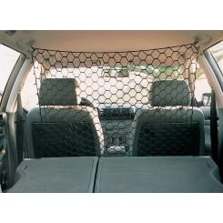 Sikkerhedsnet til bilen