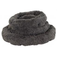 Langhåret fleecepels seng